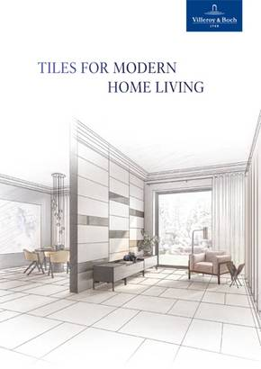 TILES FOR MODERN HOME LIVING - Villeroy und boch lodge greige