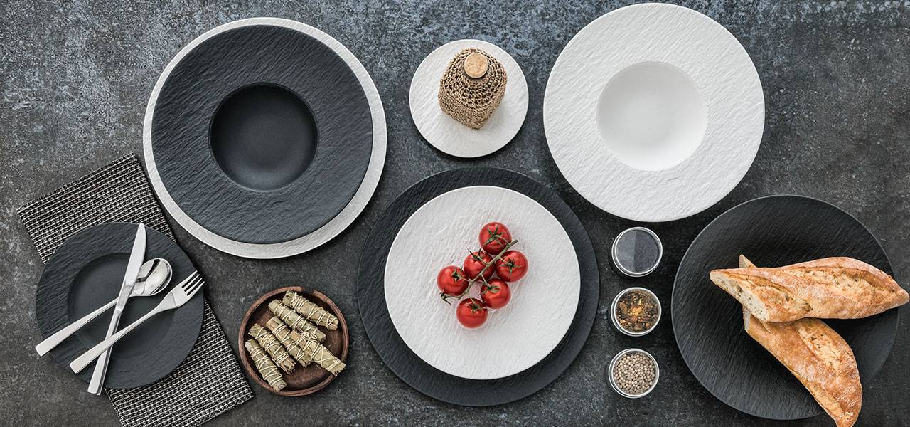 Modern Porcelain Tableware