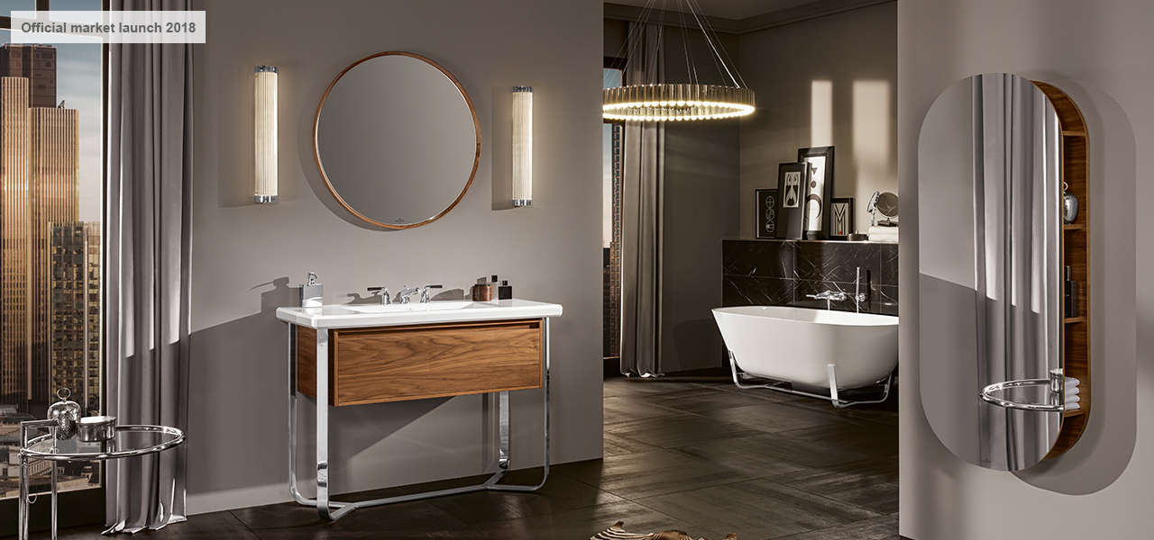 antheus - Villeroy And Boch Bathroom Cabinets