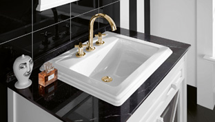 hommage washbasin - Villeroy And Boch Bathroom Furniture