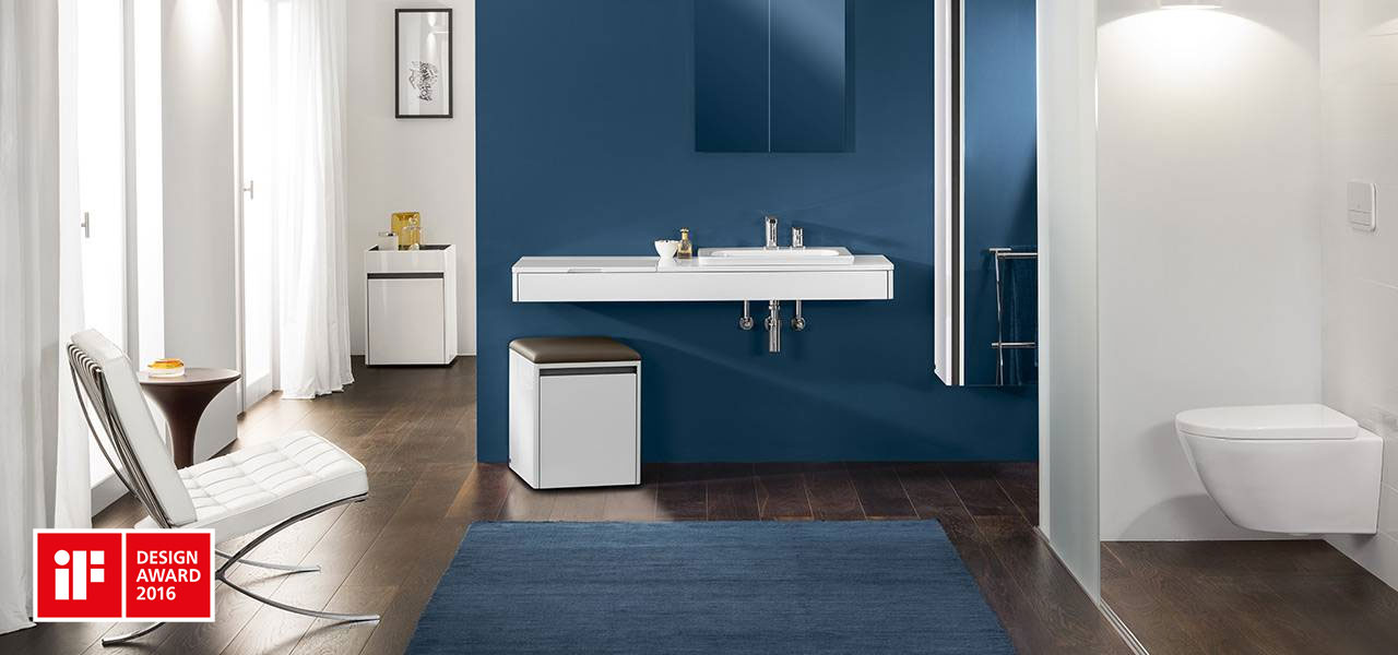 vivia - Villeroy And Boch Bathroom Cabinets
