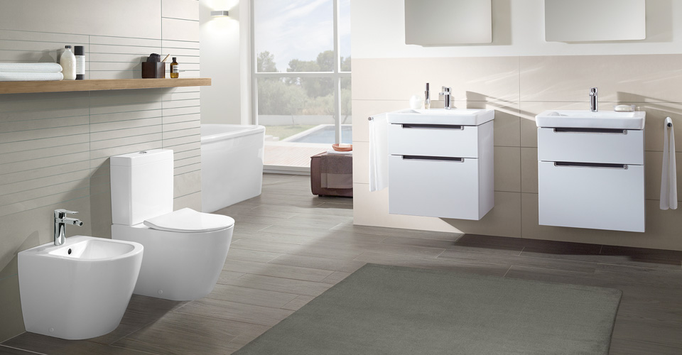 Subway 2 0   New WCs  New options. Subway 2 0  Villeroy   Boch