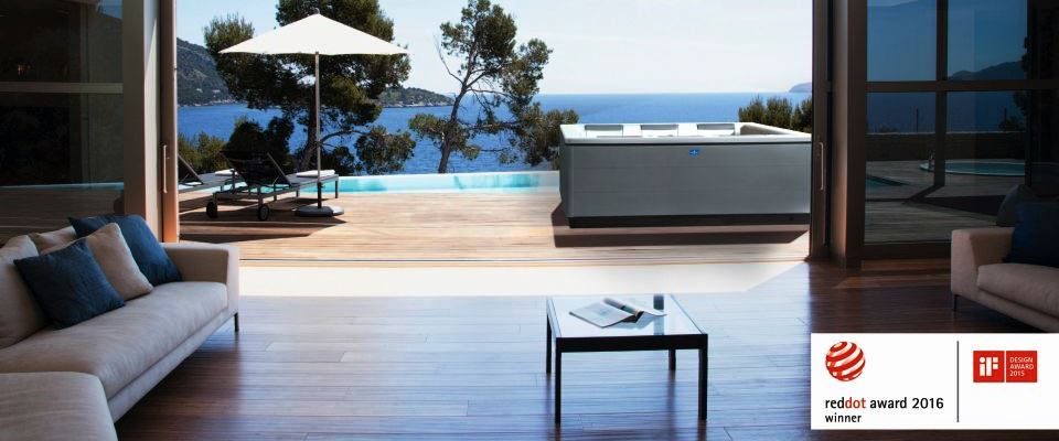 outdoor whirlpools villeroy boch. Black Bedroom Furniture Sets. Home Design Ideas