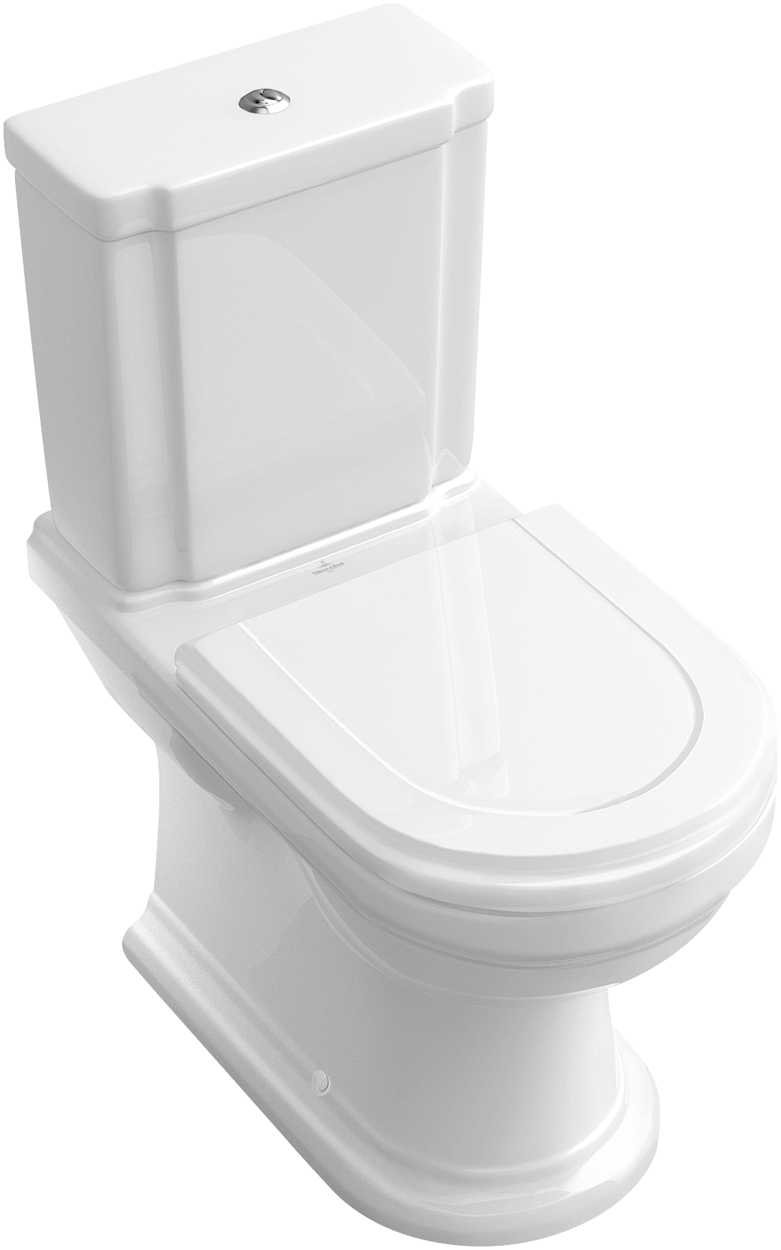 Hommage Floor standing close coupled WC suites. WCs  Villeroy   Boch