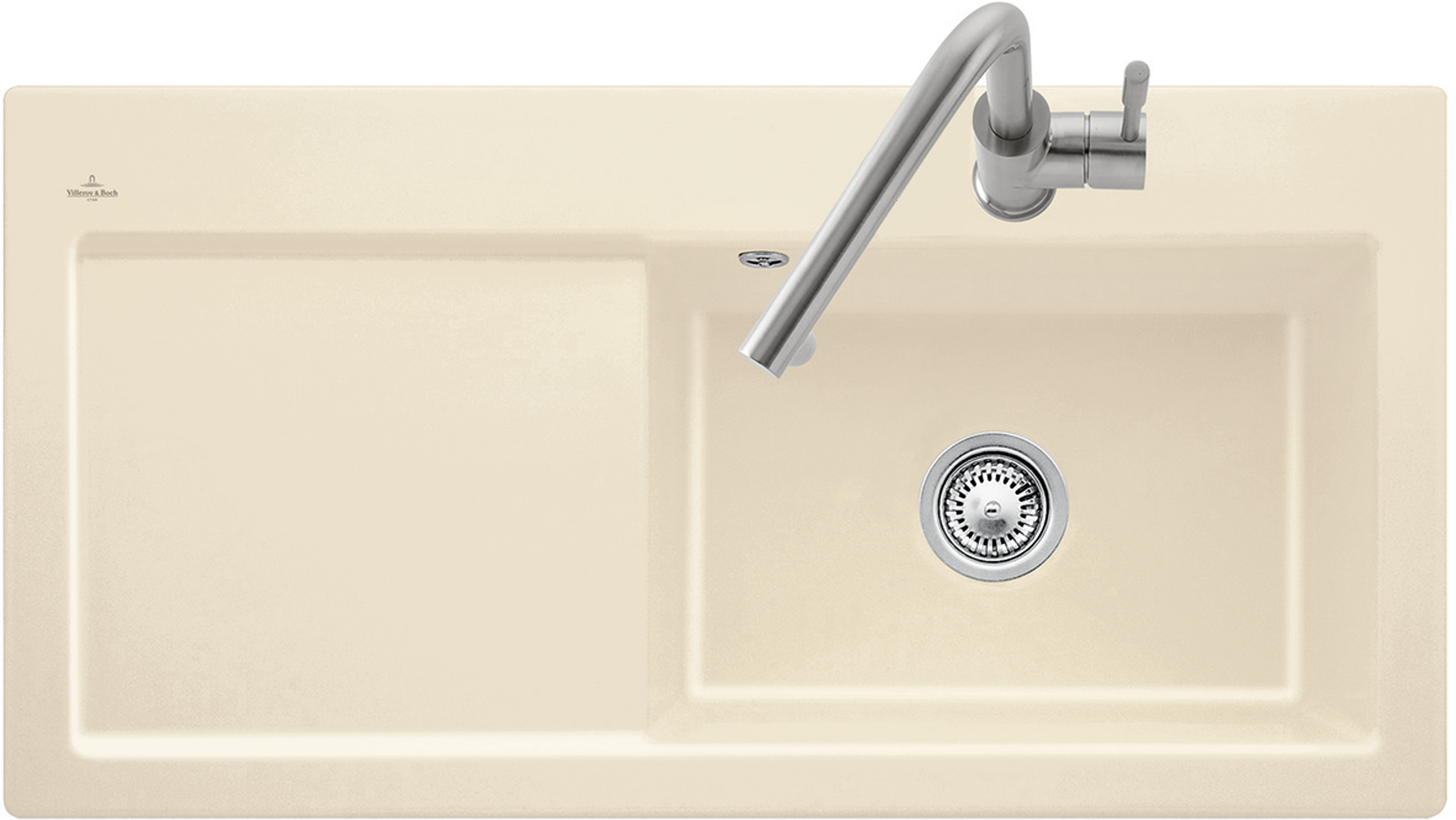 Subway Flat Flush Fit Sinks